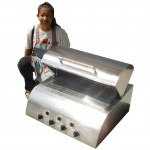 QUIK-FIRE SS Crown Gas Barbecue Grill Thailand