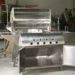 QUIK-FIRE, SS Grand Master Gas Barbecue-Grill