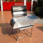SS Master DeLuxe Best Barbeque Grill